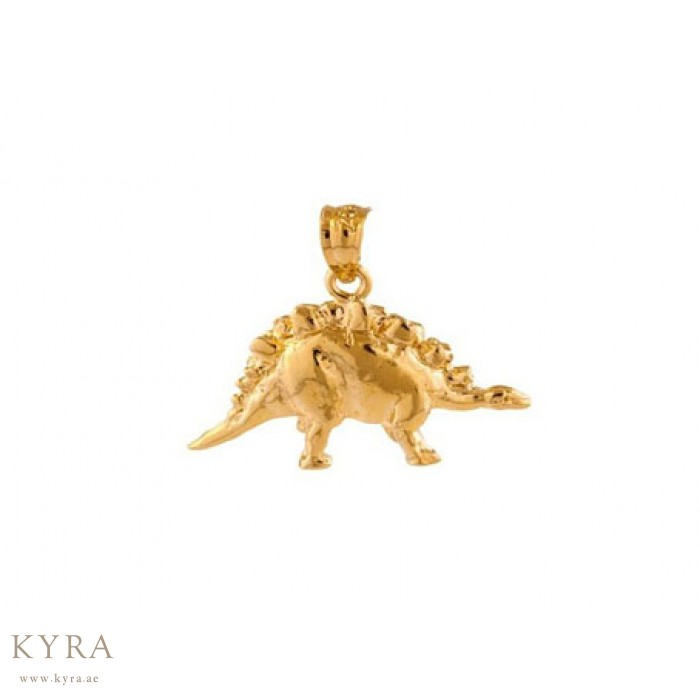 gold dinosaur necklace silver hurleyburley rex pendant sterling t or original product