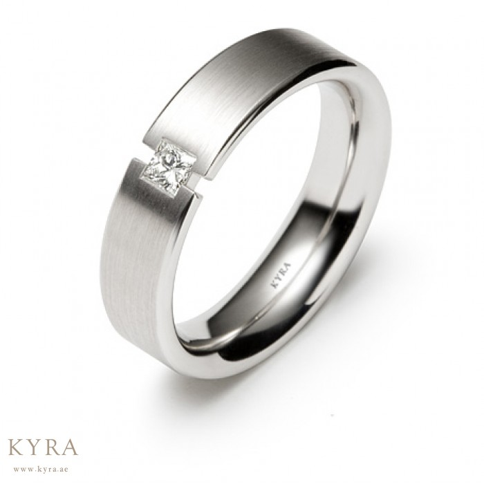simple plated couple rings silver jewellery platinum europe