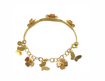 traditional jewellery kumar gold stone bracelet bracelets lalithaa collections kiran jewelry